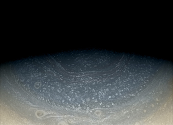 Saturn's Mysterious Hexagon