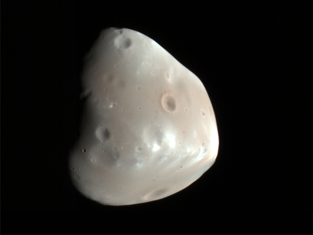 the mars moons color - photo #33