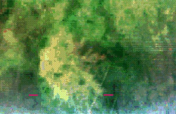 Infrared Image of Hotei Arcus