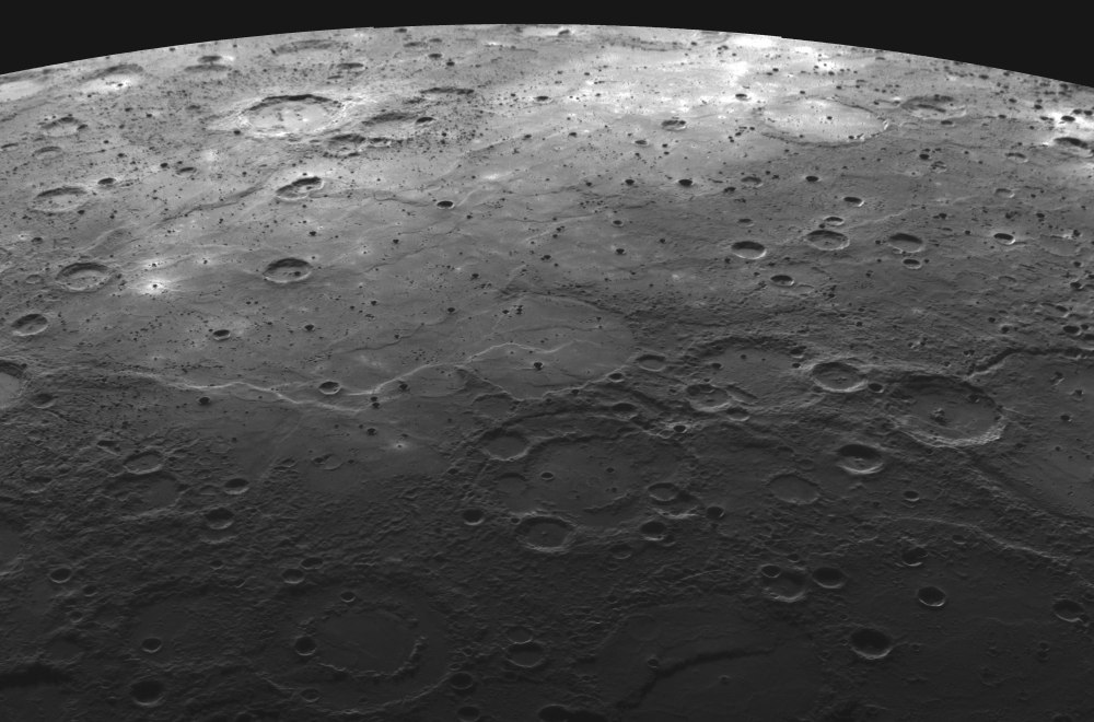 Mercury's Smooth Craters