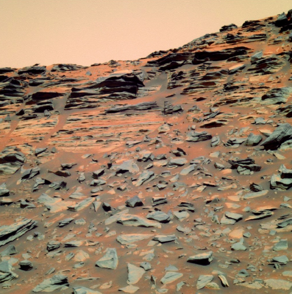 Between Rocks and a Soft Spot...