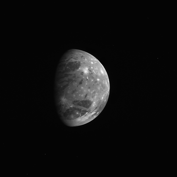 Jupiter's Largest Moon