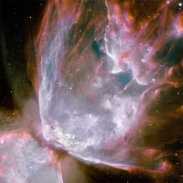 Planetary nebula NGC 6302