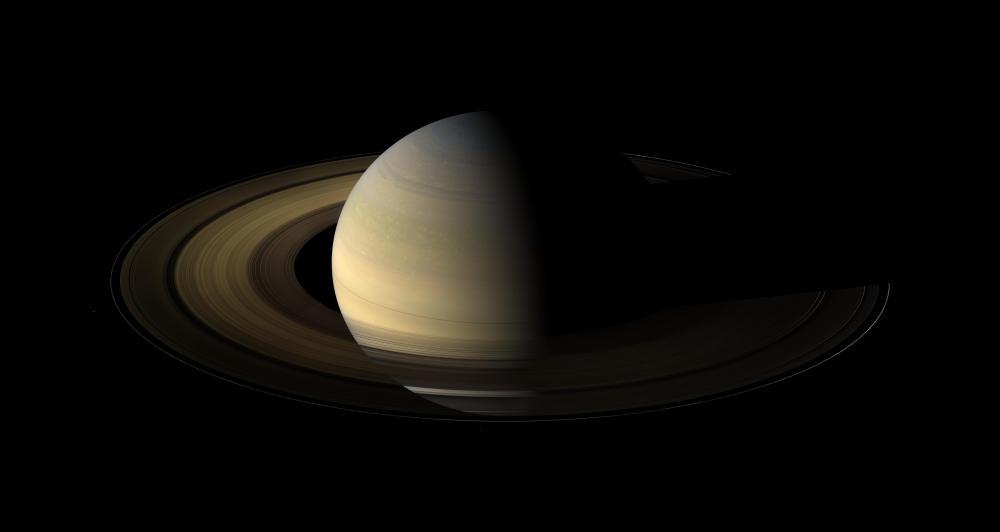 Cassini's portrait of Saturn