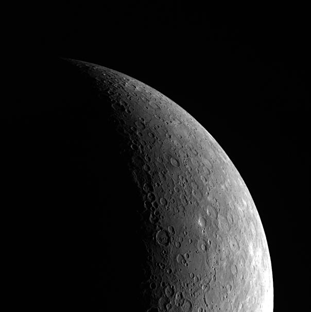 Mercury's Crescent