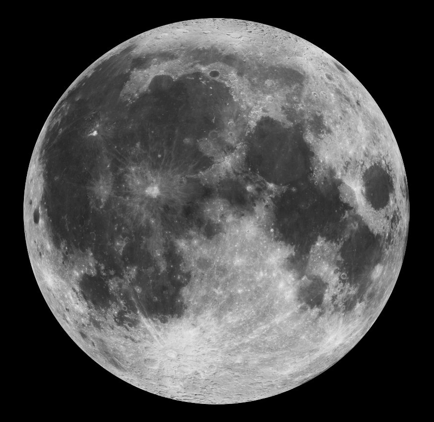 Take A Tour Of The Moon (and Give A Wink For Neil