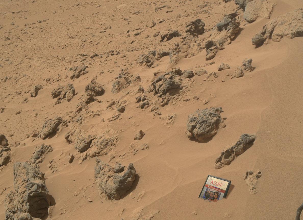 Was hat Curiosity auf dem Mars gefunden?