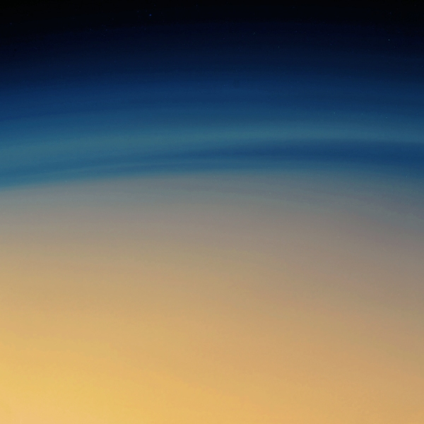 Layers of Titan's atmosphere (NASA/JPL/SSI/J. Major)