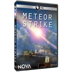 Meteor Strike: another great science program from NOVA!