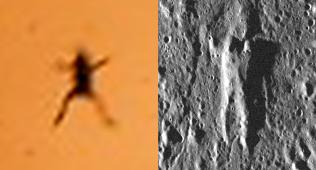 Rocket Frog + Mercury Man... coincidence??? HMMMM.