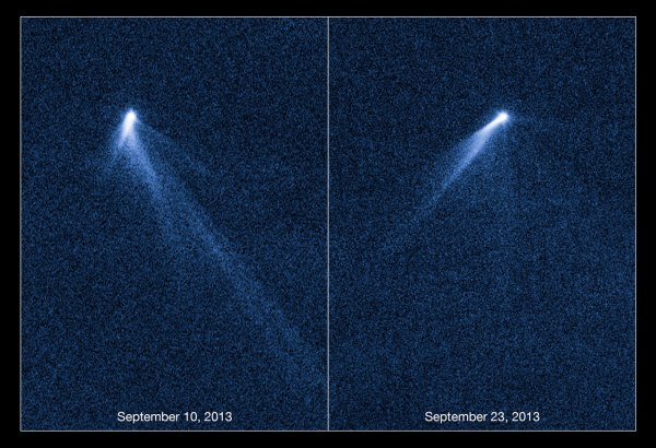 That Interstellar Asteroid is Pretty Strange Could It Be