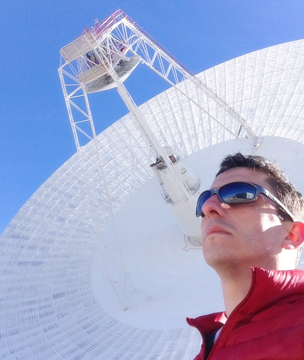 On April 2 I had the chance to visit NASA's Deep Space Network as part of a NASA Social (©J. Major)