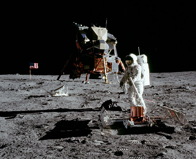 No, The Moon Landings Weren't Faked.
