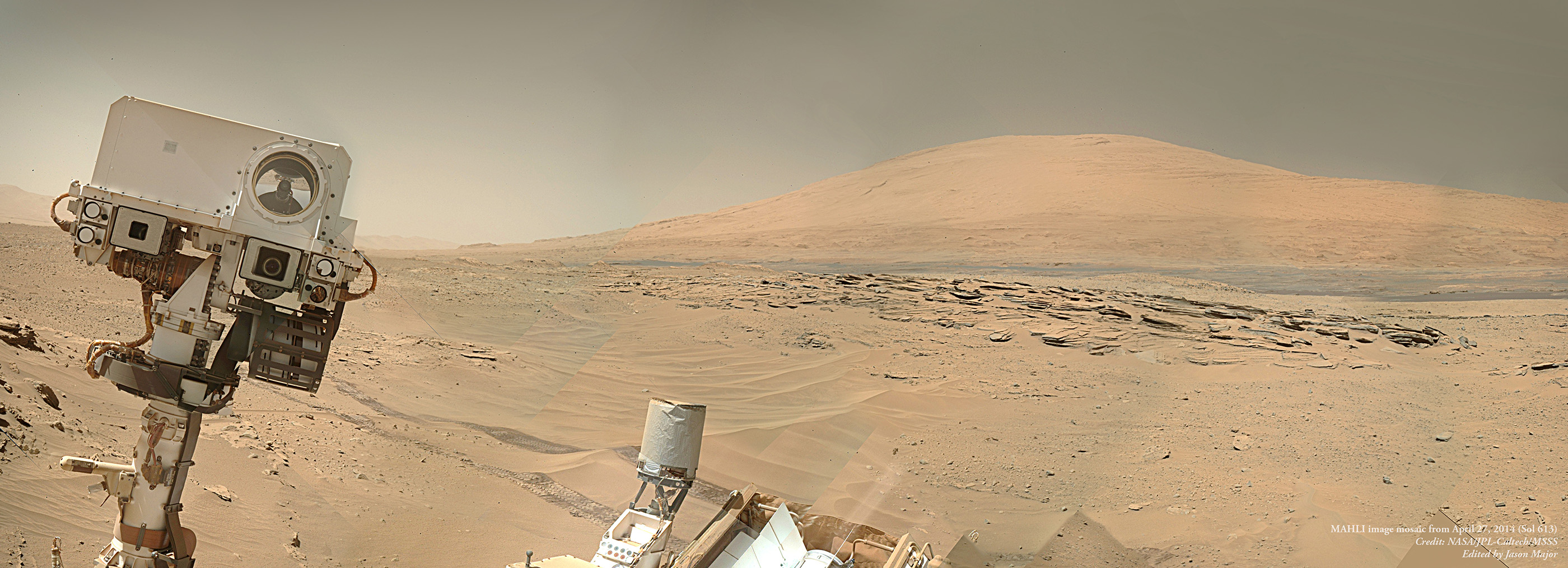 Is Mars Alive Curiosity Uncovers Organics And Methane In