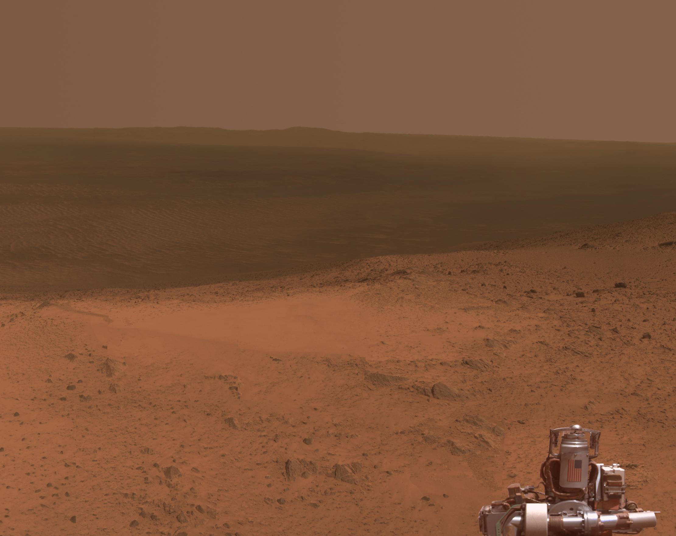 Opportunity Celebrates 11 Years on Mars With a Grand Panorama