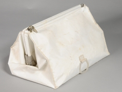 An Apollo-era TSB, or McDivitt purse Credit: Air and Space Museum)