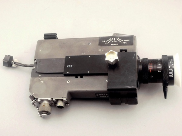 Apollo 11 Data Acquisition Camera DAC)