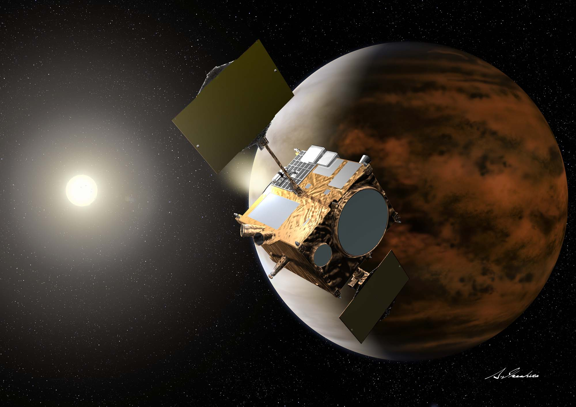 AKATSUKI to Get a Second Chance at Venus in December ...