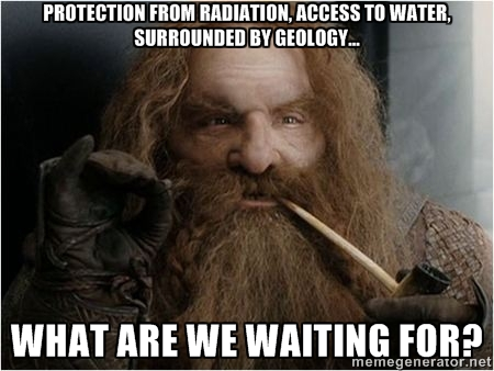 Even Gimli agrees!