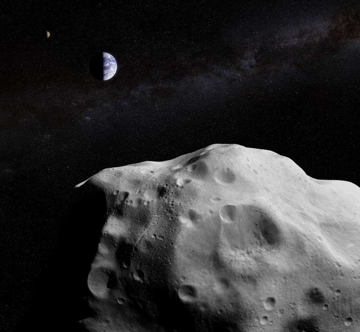 This Asteroid Will Come Eerily Close to Earth on Halloween ...