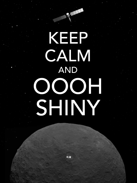 Keep Calm Shiny