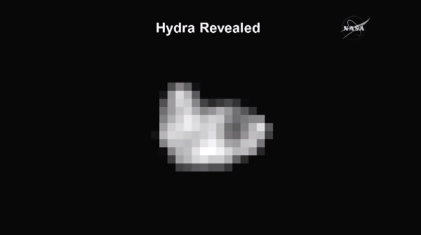 First resolved image of Hydra