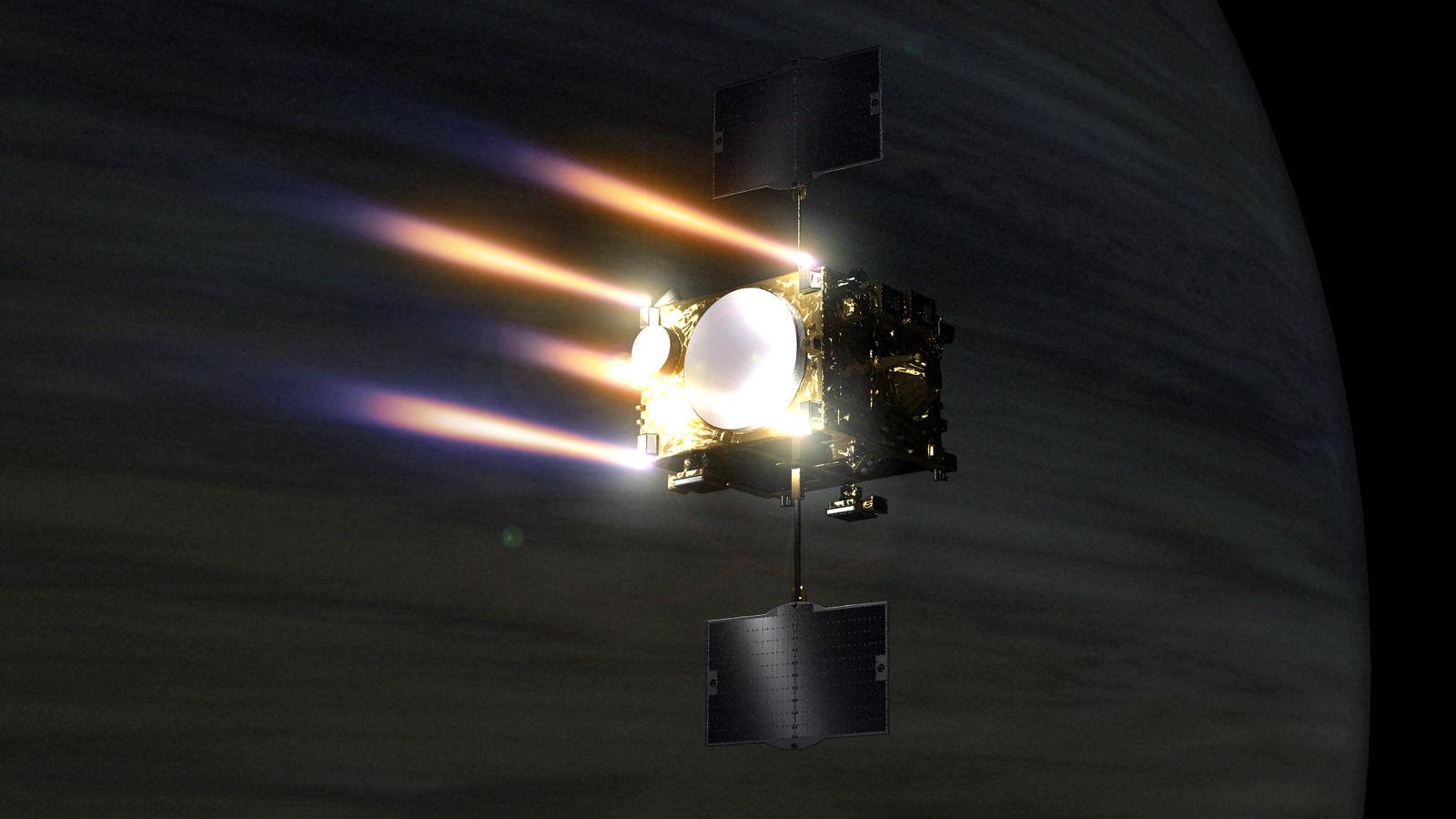 Mission Update Success Akatsuki Is In Orbit Around Venus