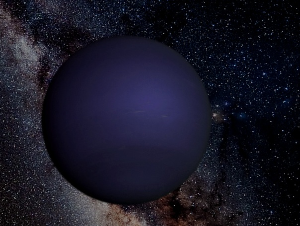 "Is there a ""dark Neptune"" lurking at the extreme edge of the Solar System?"