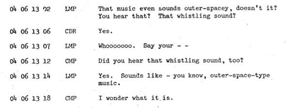 Transcript of Apollo 10 (Source: JSC)