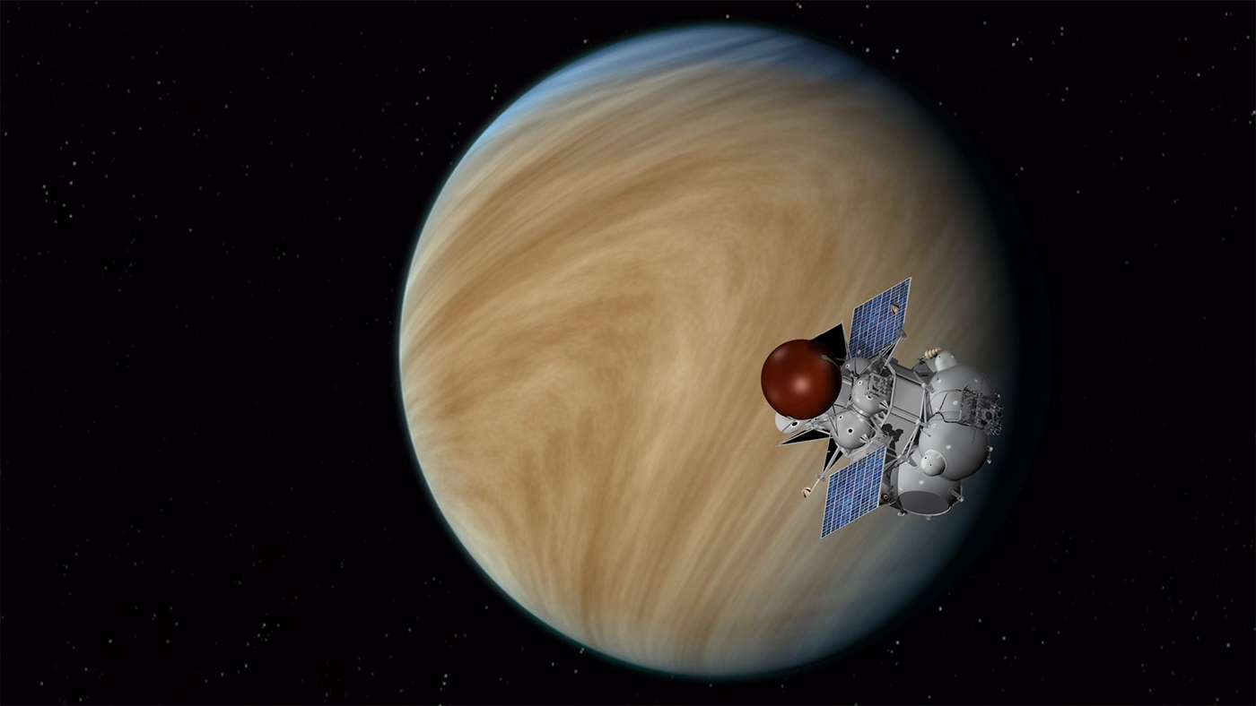 Nasa Looks To Partner With Russia On Venus Exploration