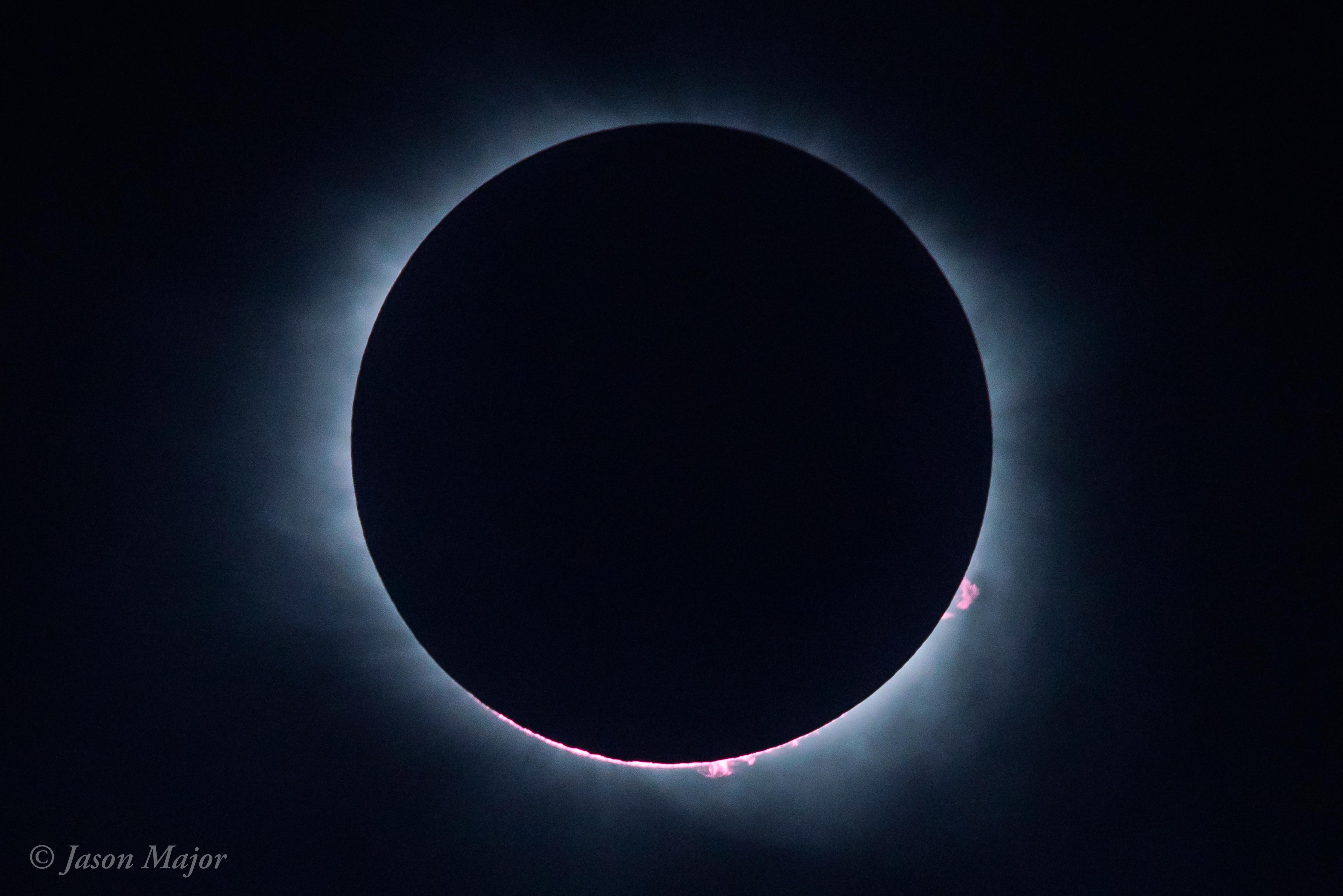 Black Hole Sun: Photos of a Total Solar Eclipse | Lights ...