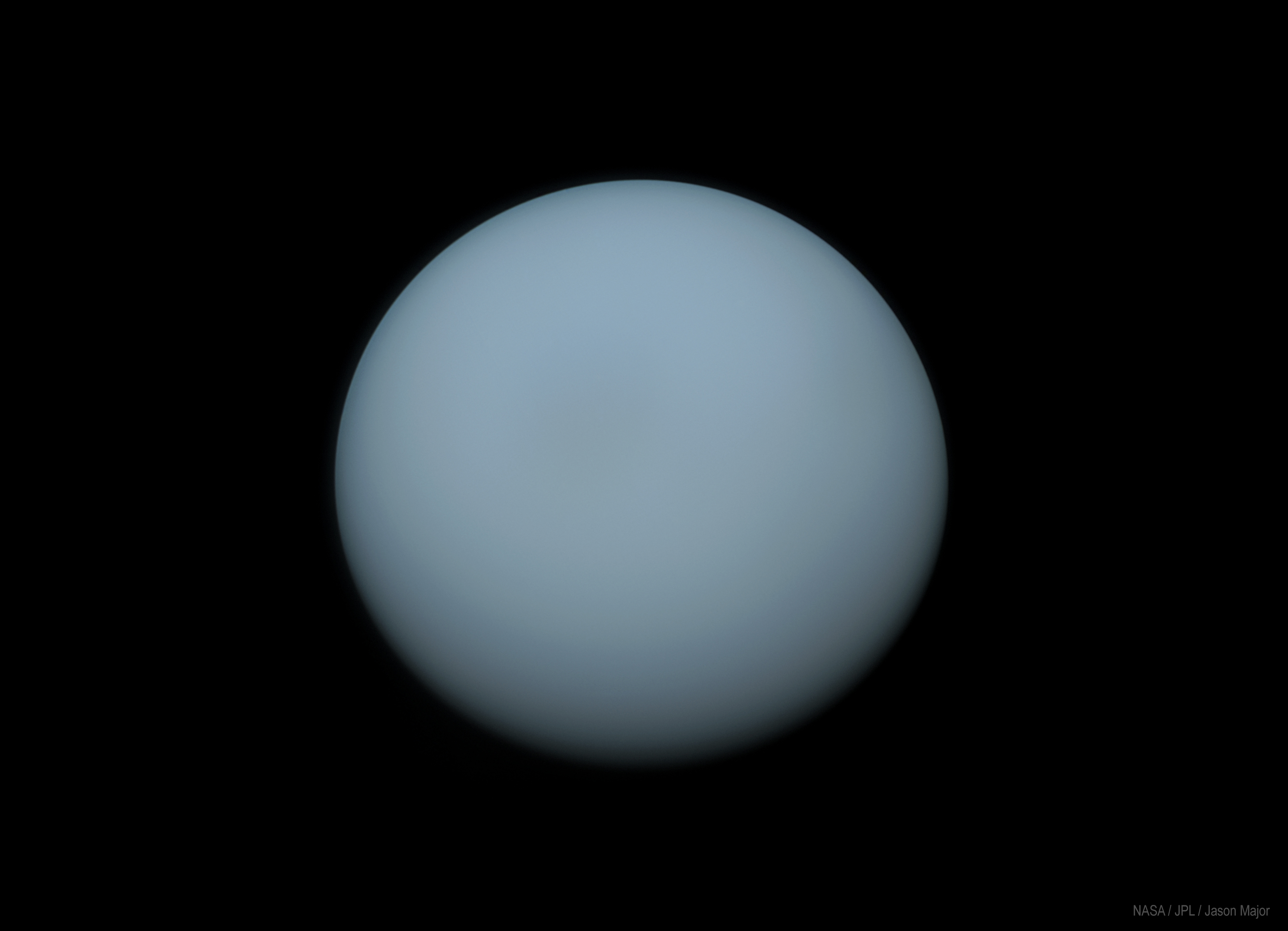 Well, It's Official: Uranus Smells Like Farts