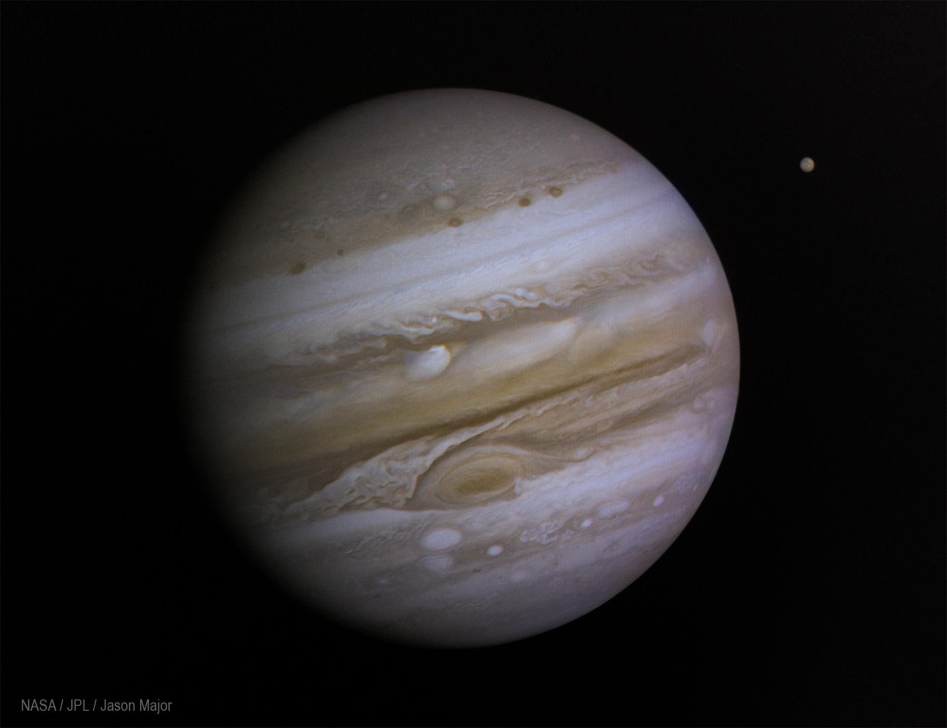 Ten More Moons For Jupiter