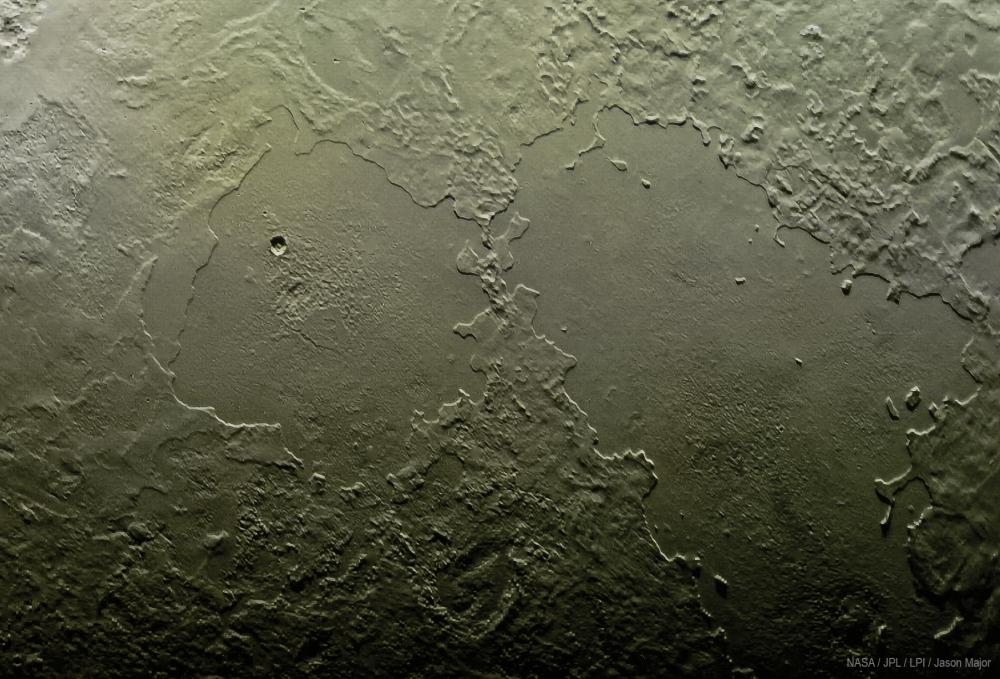 Triton surface 8-25-89